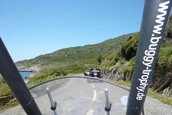 Le buggy trophy 2009 ; la Corse Trophy69