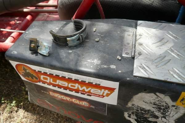 Le buggy trophy 2009 ; la Corse Trophy86