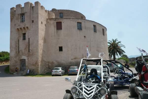 Le buggy trophy 2009 ; la Corse Trophy88