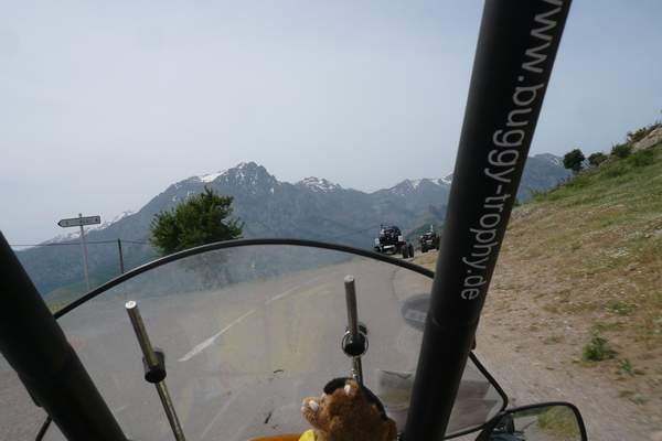 Le buggy trophy 2009 ; la Corse Trophy97
