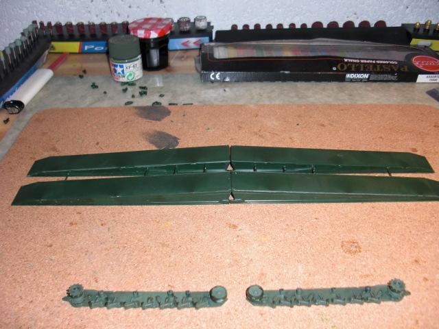 Brückenlegerpanzer Biber (Revell 1/72) 00110