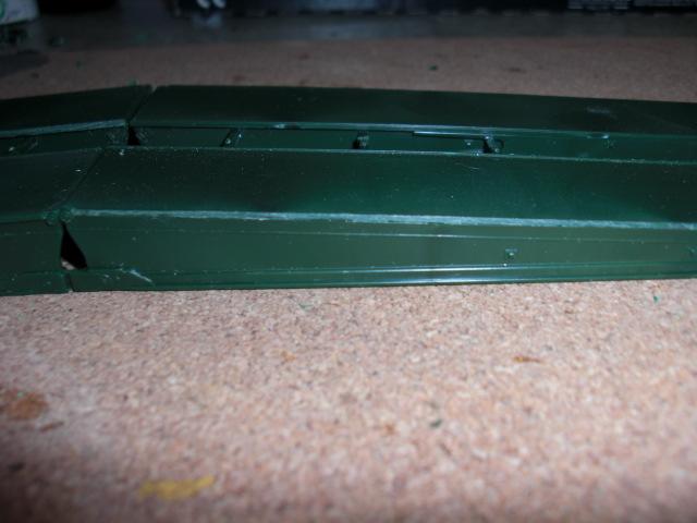 Brückenlegerpanzer Biber (Revell 1/72) 00210
