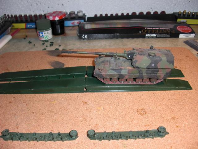 Brückenlegerpanzer Biber (Revell 1/72) 00310