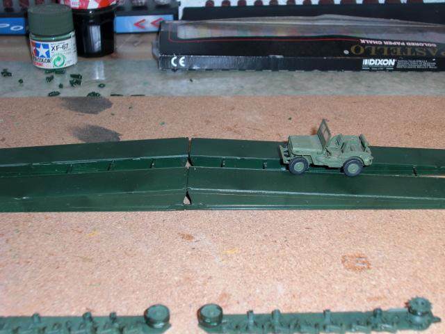 Brückenlegerpanzer Biber (Revell 1/72) 00410