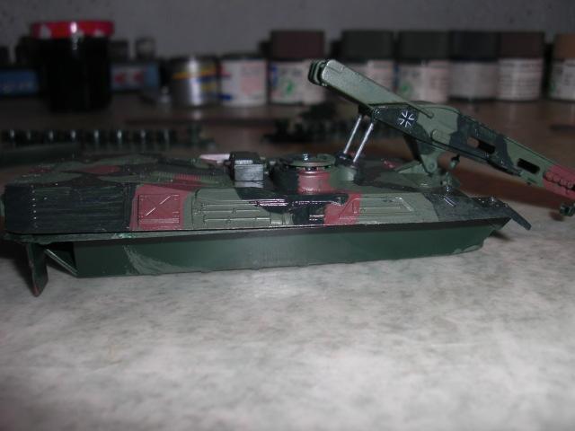 Brückenlegerpanzer Biber (Revell 1/72) 00710