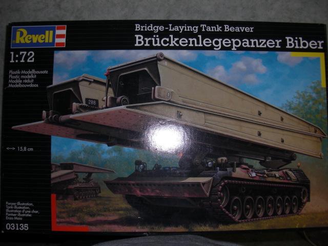 Brückenlegerpanzer Biber (Revell 1/72) Cimg0613
