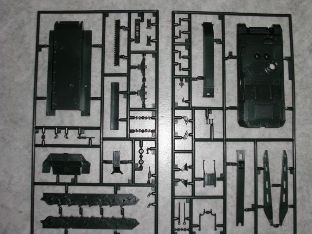 Brückenlegerpanzer Biber (Revell 1/72) Cimg0615