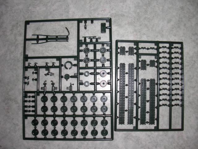 Brückenlegerpanzer Biber (Revell 1/72) Cimg0616