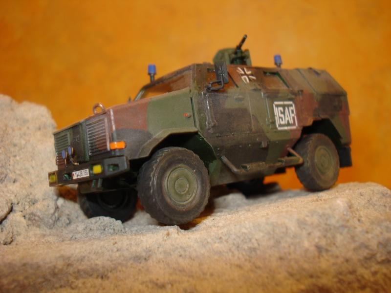 ATF DINGO 1 APV - MILITARY POLICE [REVELL 1/72] Montag16