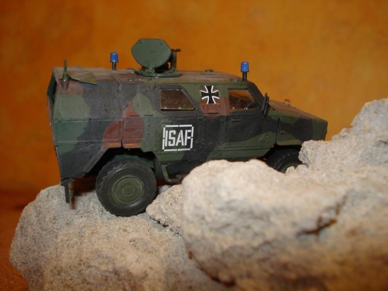 ATF DINGO 1 APV - MILITARY POLICE [REVELL 1/72] Montag18
