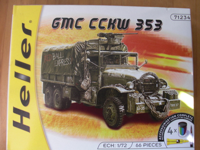 [1/72] GMC CCKW 353 Montag73