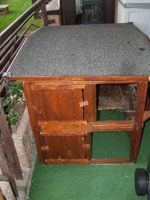 voici la nouvelle maison de mes cochons d'inde , 63684111
