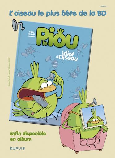 Le piou - Série [Lapuss & Baba] Pub-pi10