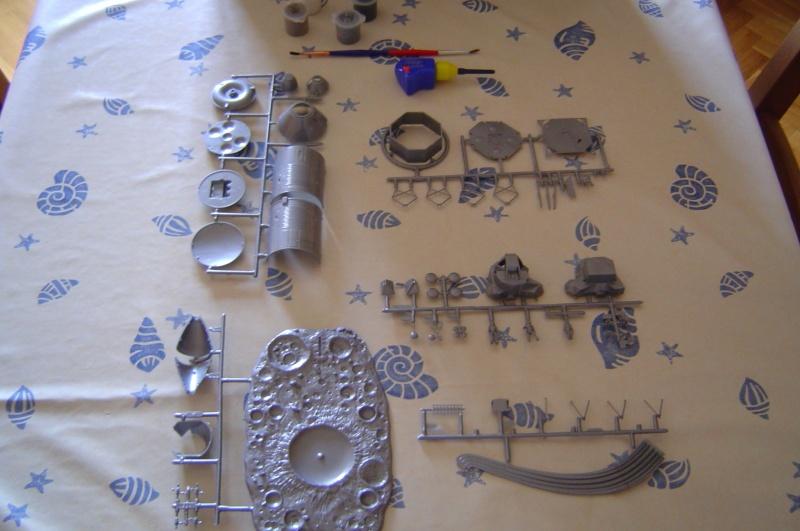 """maquette Revell """"Apollo: Columbia & Eagle"""" Dsc02511"""