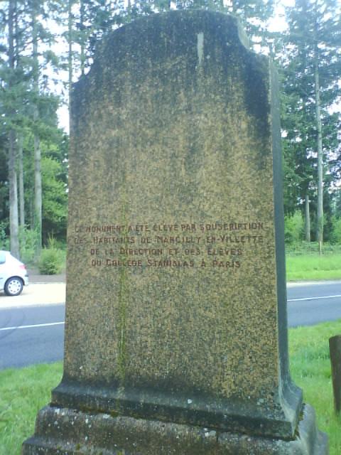 Monument en sologne Dsc00816