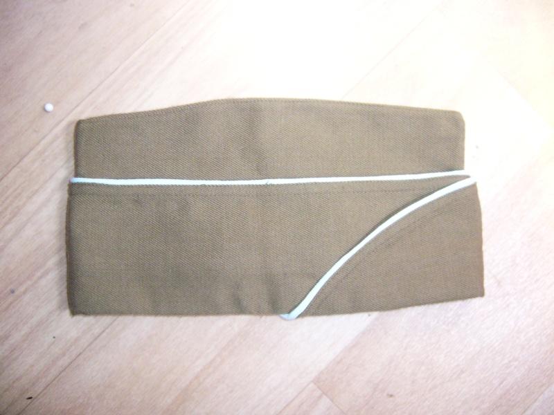 [ECHANGE&VDS] Calot US liseret Bleu contre First-AID Para ou matos US P1050722