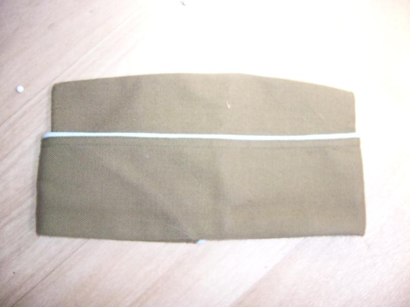 [ECHANGE&VDS] Calot US liseret Bleu contre First-AID Para ou matos US P1050723