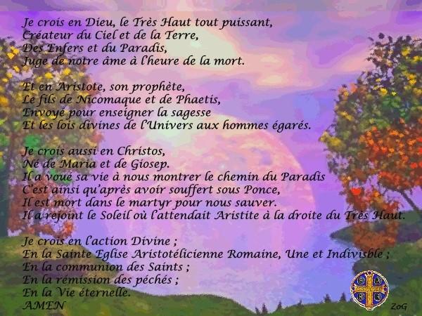 Crédo et autres prières Credo111