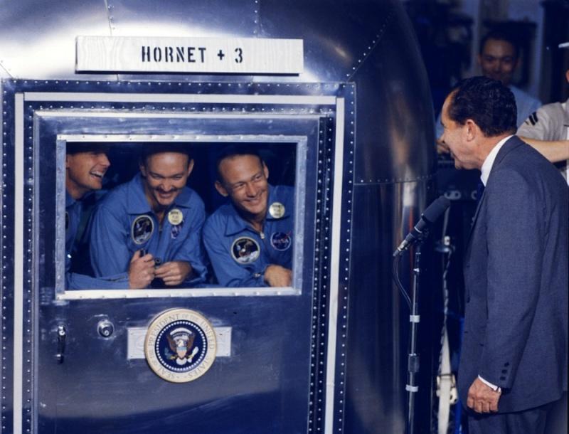 Apollo 11 : retour il y a quarante ans 19692011