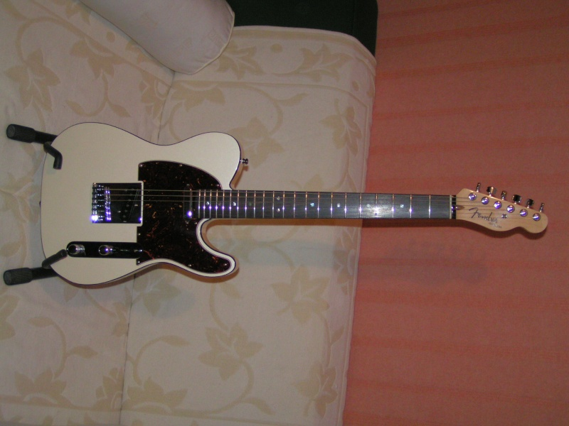 Fender American Deluxe Telecaster Pict0011
