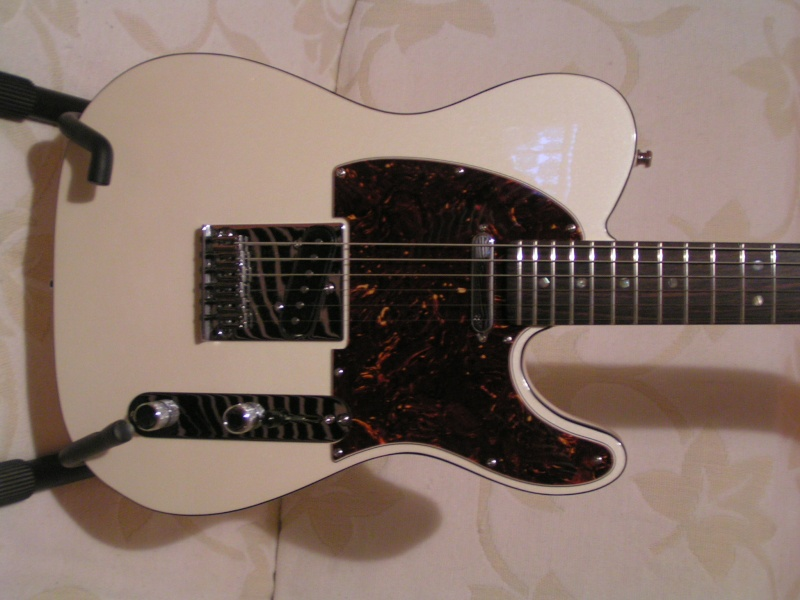 Fender American Deluxe Telecaster Pict0012