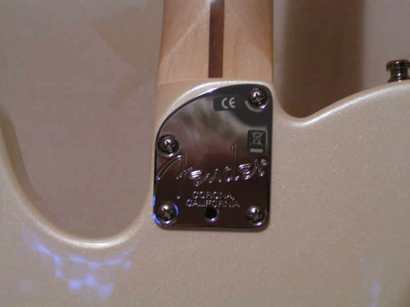 Fender American Deluxe Telecaster Pict0013