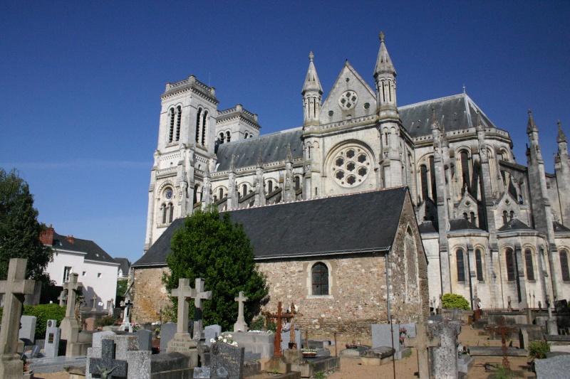 La Chapelle Saint-Etienne de Nantes (construite vers 510) St_eti10