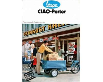 Triporteur , ciao porter 731e2510