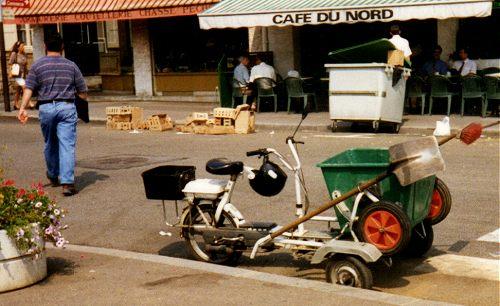Triporteur , ciao porter Pp020210