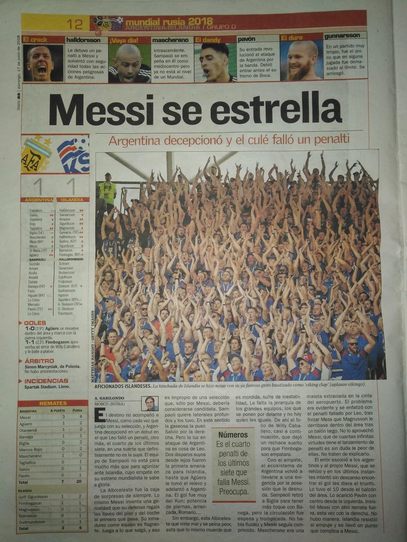 Crónica As Argentina 1 Islandia 1 Img_2016