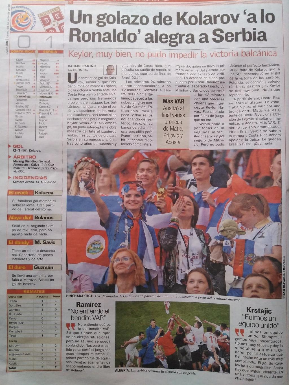 Crónica As Costa Rica-Serbia Img_2018