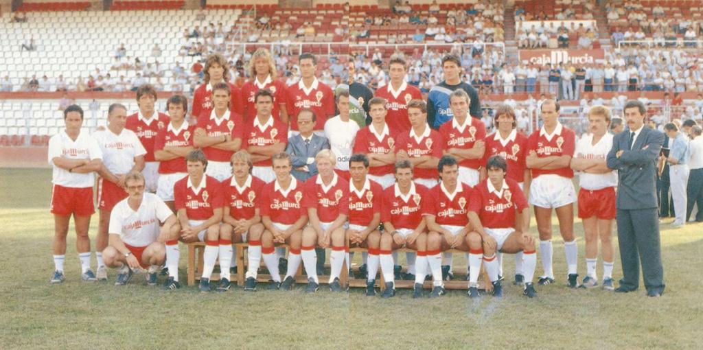 REAL MURCIA 88-89 Murcia11