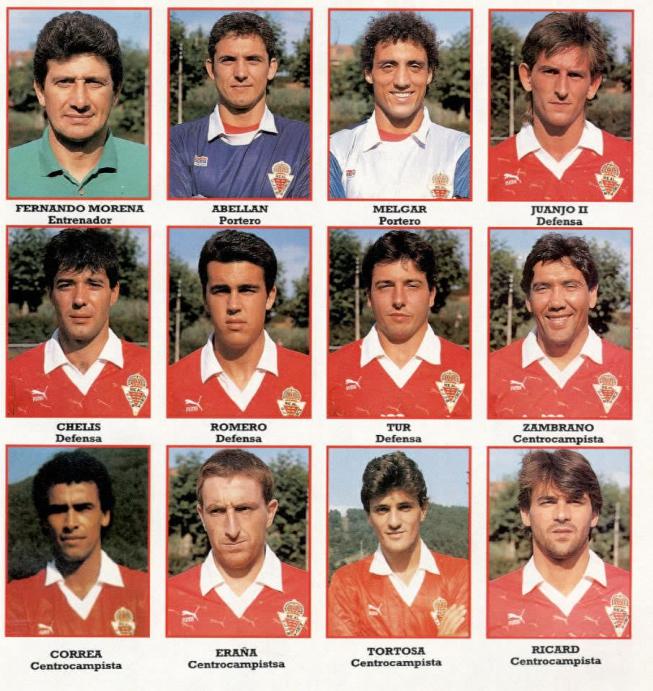 REAL MURCIA 91-92 Murcia17
