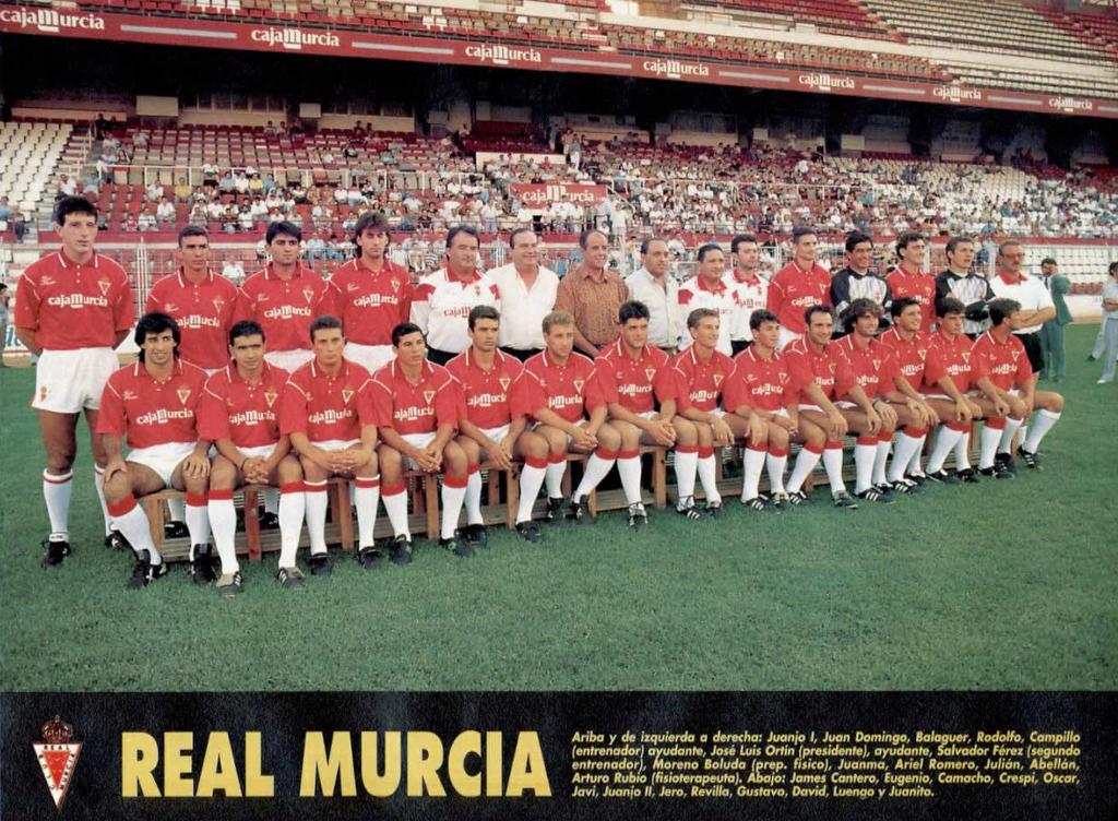 REAL MURCIA 93-94 Murcia18