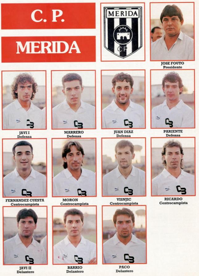 MÉRIDA CP 91-92 Murcia43