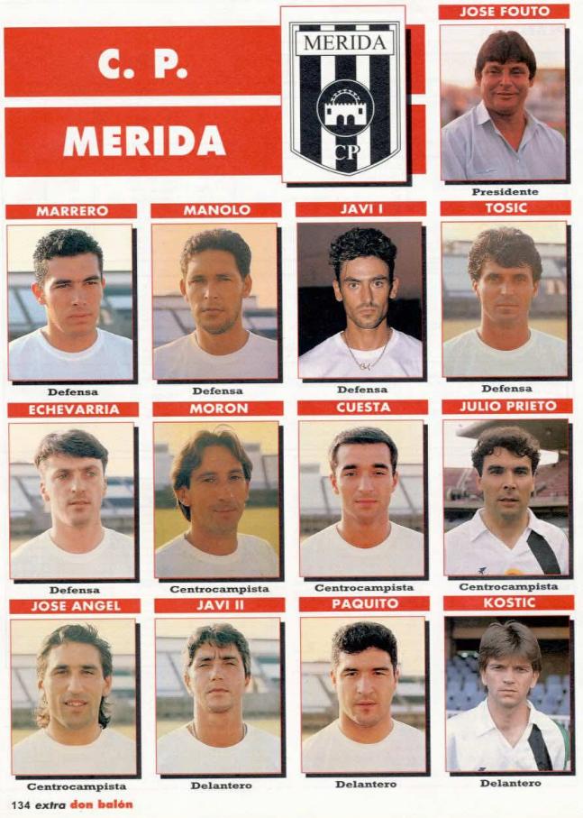 MERIDA CP 92-93 Murcia45