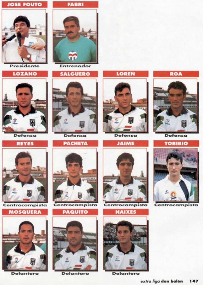 MERIDA CP 93-94 Murcia49