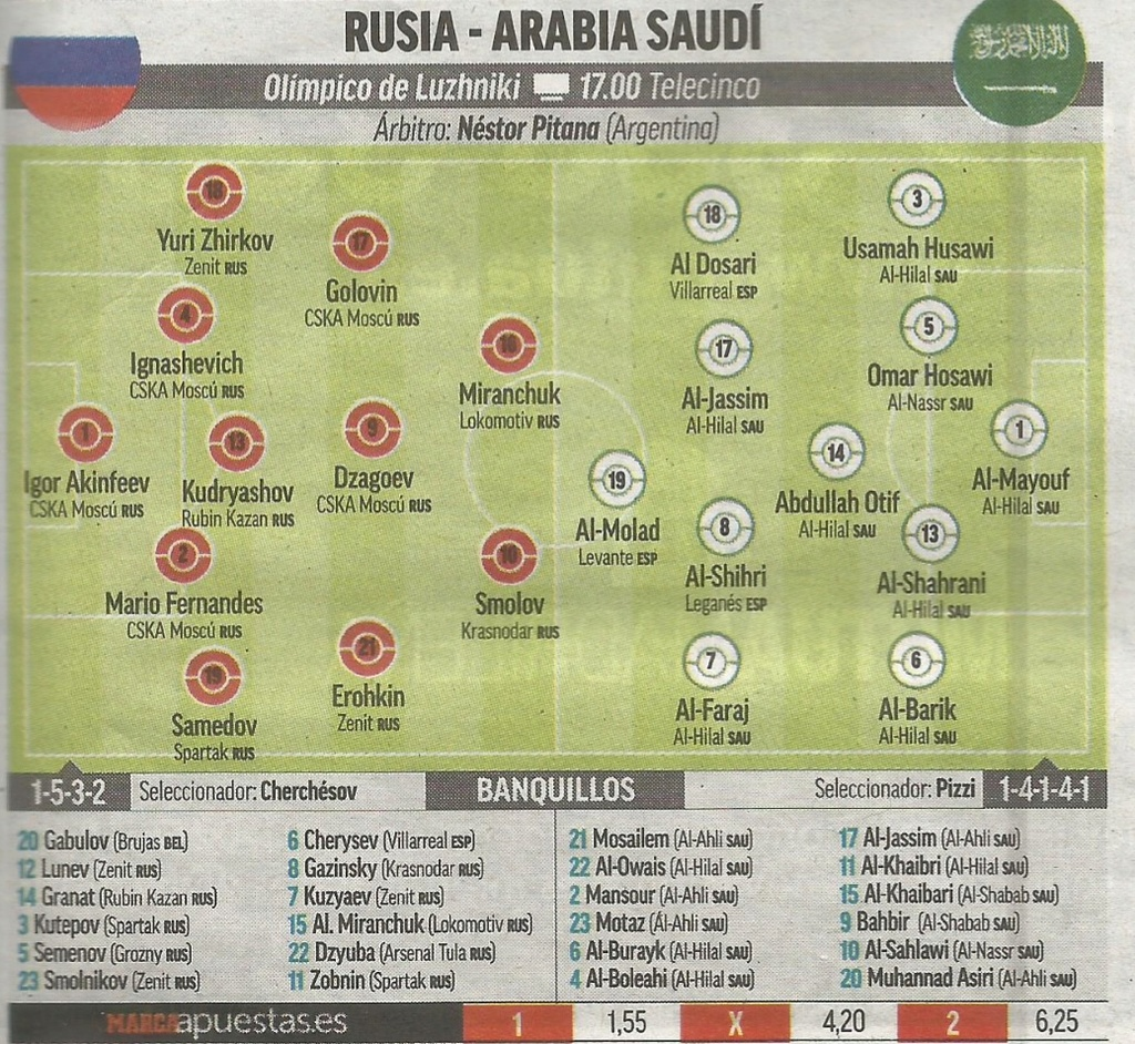 RUSIA-ARABIA SAUDI Rusiaa10