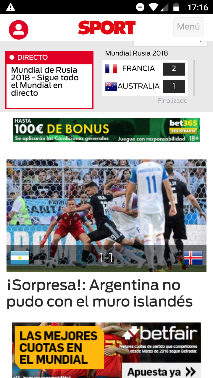 Argentina no pudo con Islandia... Screen15
