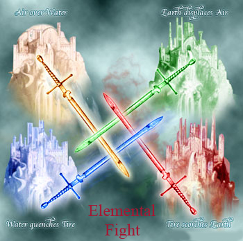 Elemental Fight