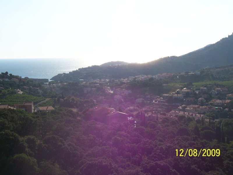 La Mar y Monts, Argeles sur Mer le 12 Août 2009 100_4013