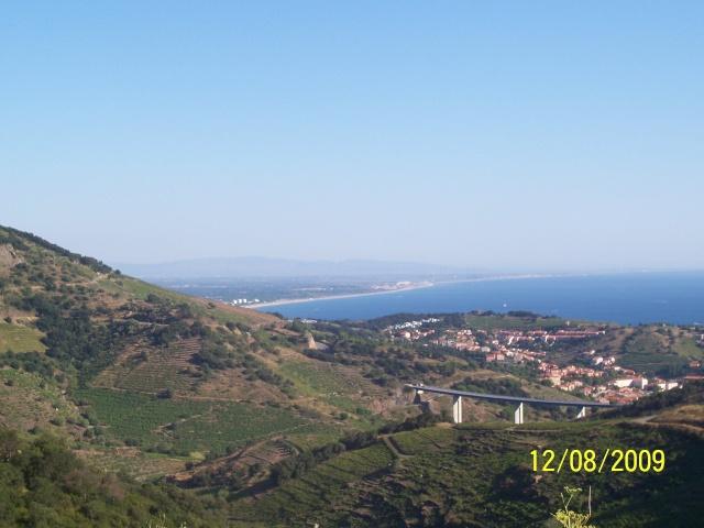 La Mar y Monts, Argeles sur Mer le 12 Août 2009 100_4023