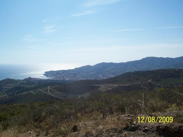 La Mar y Monts, Argeles sur Mer le 12 Août 2009 100_4033