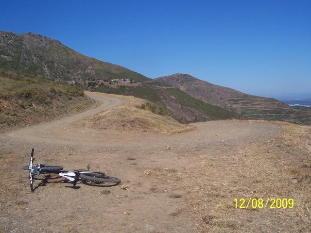 La Mar y Monts, Argeles sur Mer le 12 Août 2009 100_4034