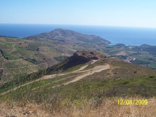 La Mar y Monts, Argeles sur Mer le 12 Août 2009 100_4036