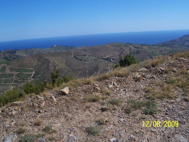 La Mar y Monts, Argeles sur Mer le 12 Août 2009 100_4039