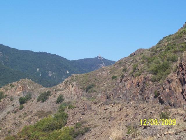 La Mar y Monts, Argeles sur Mer le 12 Août 2009 100_4041