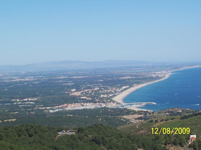 La Mar y Monts, Argeles sur Mer le 12 Août 2009 100_4044