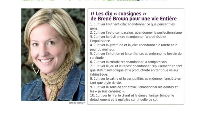 Les 10 consignes de Brené Brown Scree120