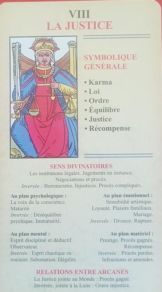 La Justice  Scree133